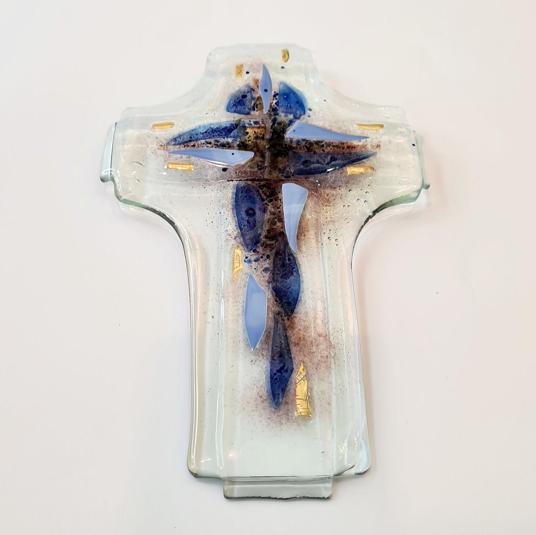 Križ mali stakleni