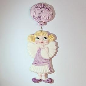 Anđeo s balonom