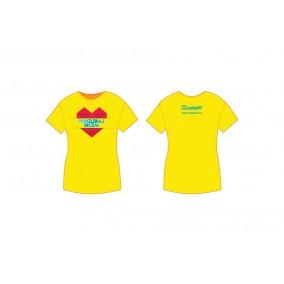 Majica - žuta - S
