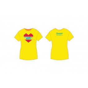 Majica - žuta - M